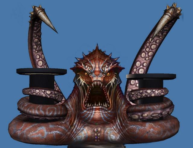 Kraken - God of War Wiki - Ascension, Ghost of Sparta ...