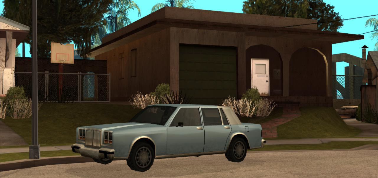 Sweet 39 s house gta wiki wikia for Autosweet housse
