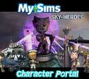 Portal:MySims SkyHeroes Characters