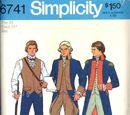 Simplicity 6741 A