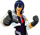Mega Man Star Force 3 Character Images