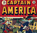 Captain America Comics Vol 1 58