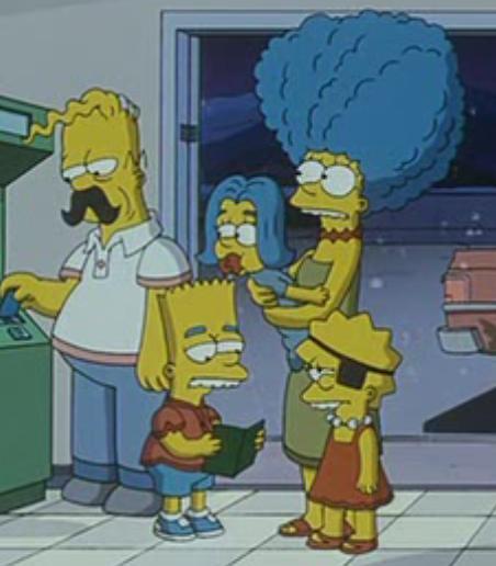 Die Simpsons Film Booblady