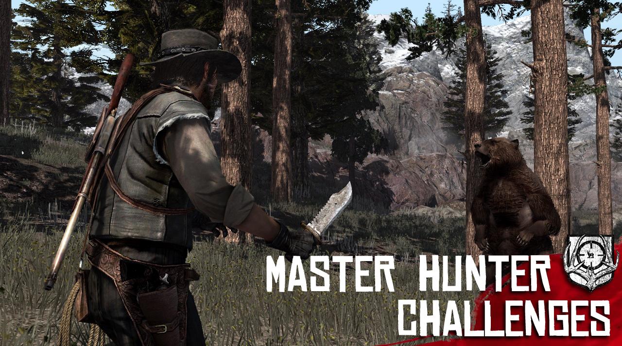 Master Hunter Challenges Red Dead Redemption Wiki