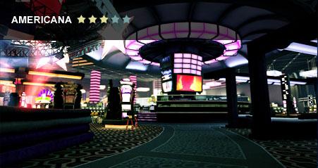 Americana casino zombrex
