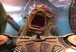 Image - Kraken roar.jpg - God of War Wiki - Ascension ...