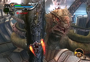 Kraken God Of War Ascension
