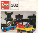 382 Breakdown Truck and Car