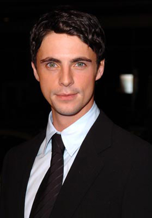 Matthew Goode couple