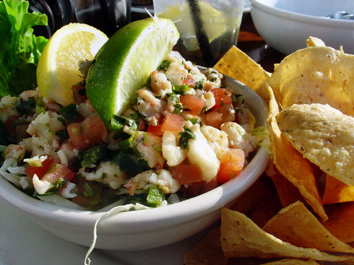 Image shrimp panamanian recipes wiki for Shrimp and fish ceviche