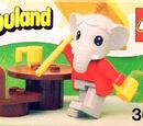3601 Elton Elephant