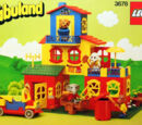 3678 The Fabuland House