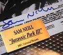 Jurassic Park III actors