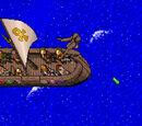 One-Mast Ship