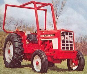 International 454 1971