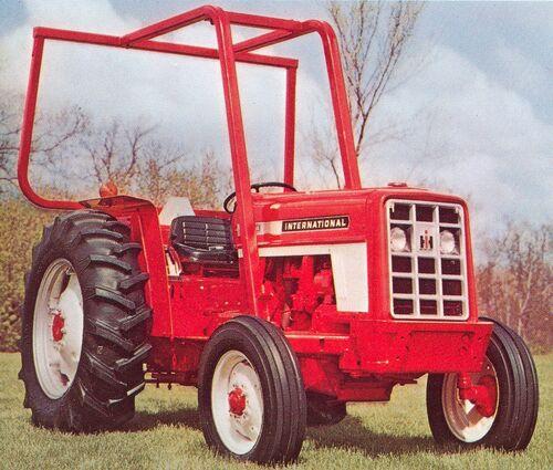 International 444 Tractor Seat : International tractor wiring diagram