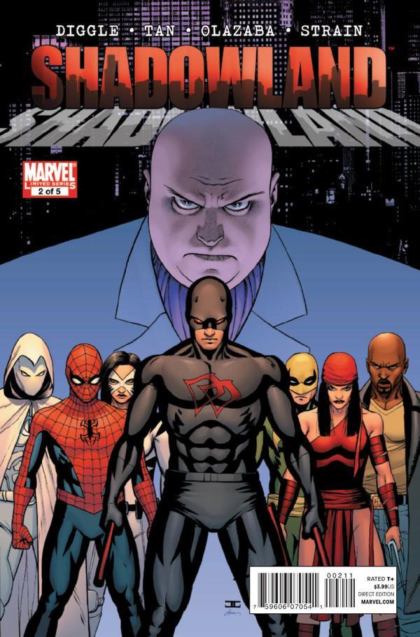 Shadowland Marvel Comics Database