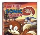 Adventures of Sonic the Hedgehog DVDs
