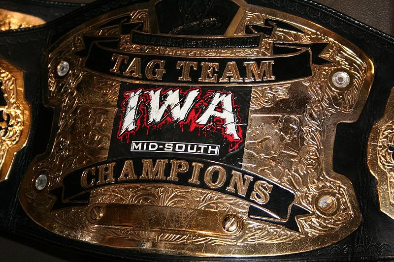 Iwa Mid South Tag Team Championship Pro Wrestling Wiki