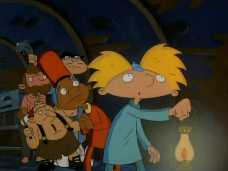 Four-Eyed Jack (episode) - Hey Arnold Wiki