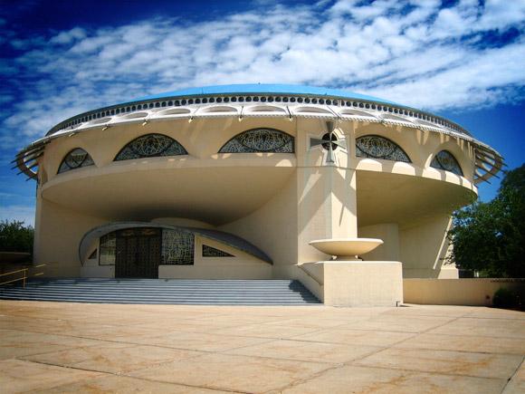 10 of the World's Most Unusual Churches |Strange Churches