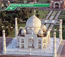 Card 12: Taj Mahal