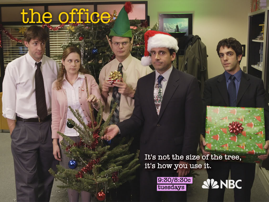 synopsis the office - The Office Christmas Episodes