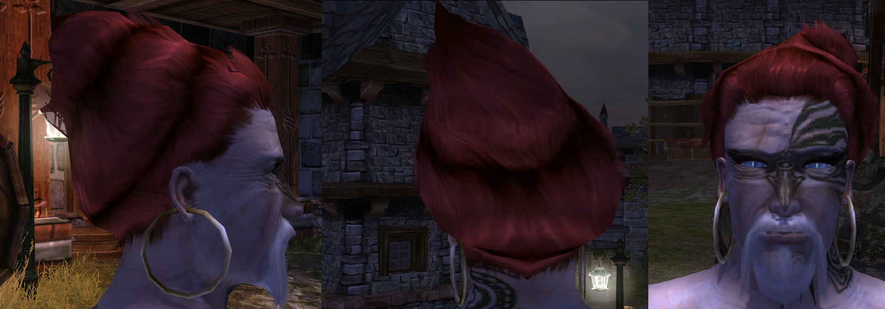 Redhead Wig - The Fable Wiki - Fable, Fable 2, Fable 3 ...