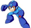 Mega Man 6 Character Images
