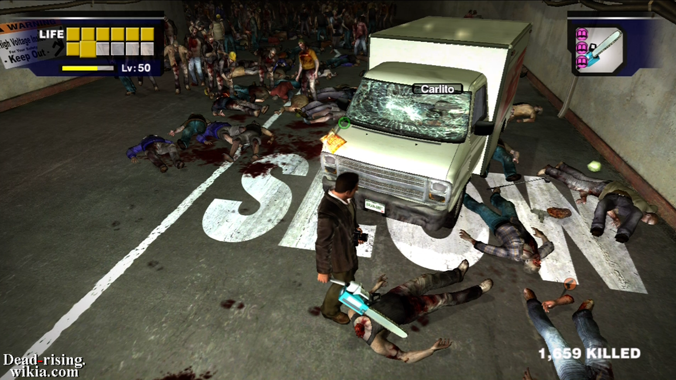 how to kill carlito in dead rising