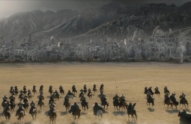Lord Of The Rings Wiki Battle For Osgiliath