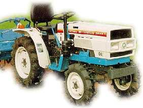 Mitsubishi Shakti Mt180d Tractor Amp Construction Plant