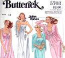 Butterick 5703 A