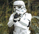 Stormtrooper officers of the Galactic Empire