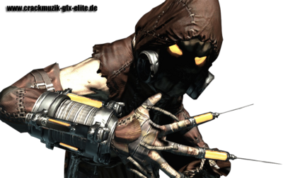 batman arkham city how to find scarecrow