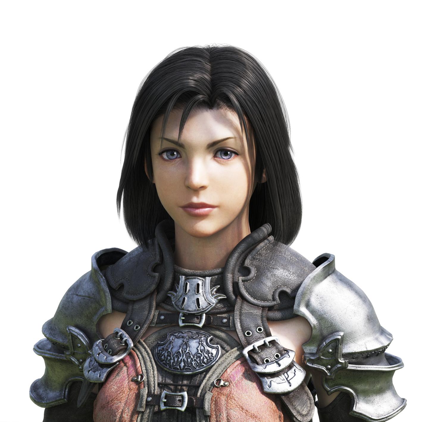Final fantasy xiv hyur female - photo#2