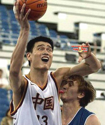 Image Basketball Player Lick Armpit Funfry Resize Jpg
