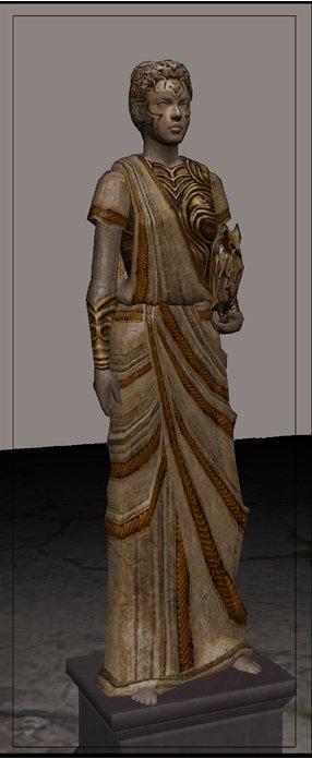 Image - Athena statue.jpg - God of War Wiki - Ascension ...