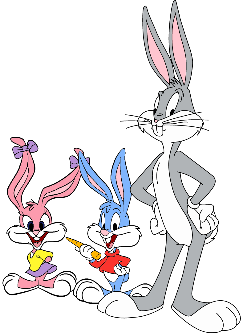 Xxx babs and buster bunny