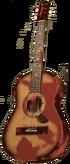 Dead rising Acoustic Guitar (Dead Rising 2)