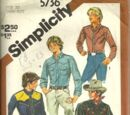 Simplicity 5736 B