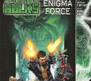 Incredible Hulks: Enigma Force Vol 1 1