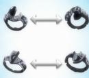 Half Vongola Rings