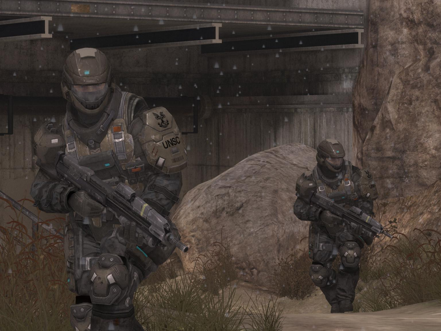 Advanced Warfare (CoD) vs UNSC (Halo) | Page 4