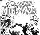 All-American Men of War Vol 1 Ashcan