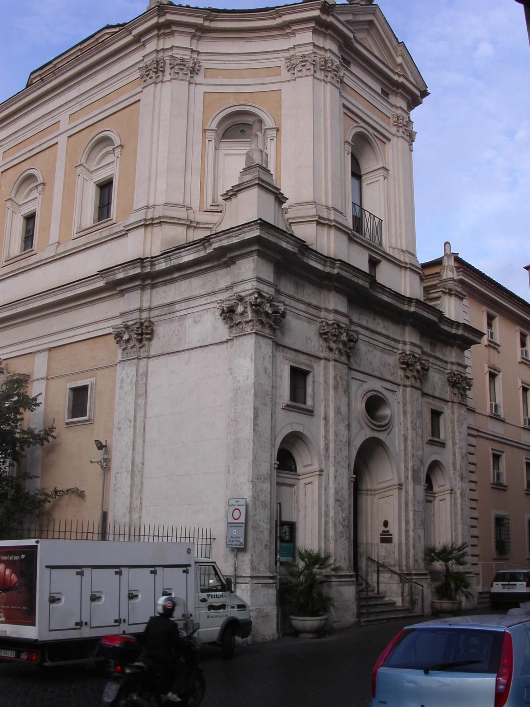 Santa rita da cascia in campitelli churches of rome wiki for Basilica di santa rita da cascia