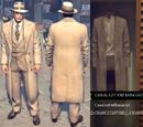 Atuendos de Mafia II/Traje con gabardina
