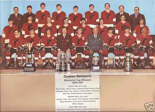 1970 71 Memorial Cup Final Ice Hockey Wiki