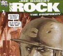 Sgt. Rock: The Prophecy Vol 1 1