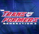 Transformers: Generation 2